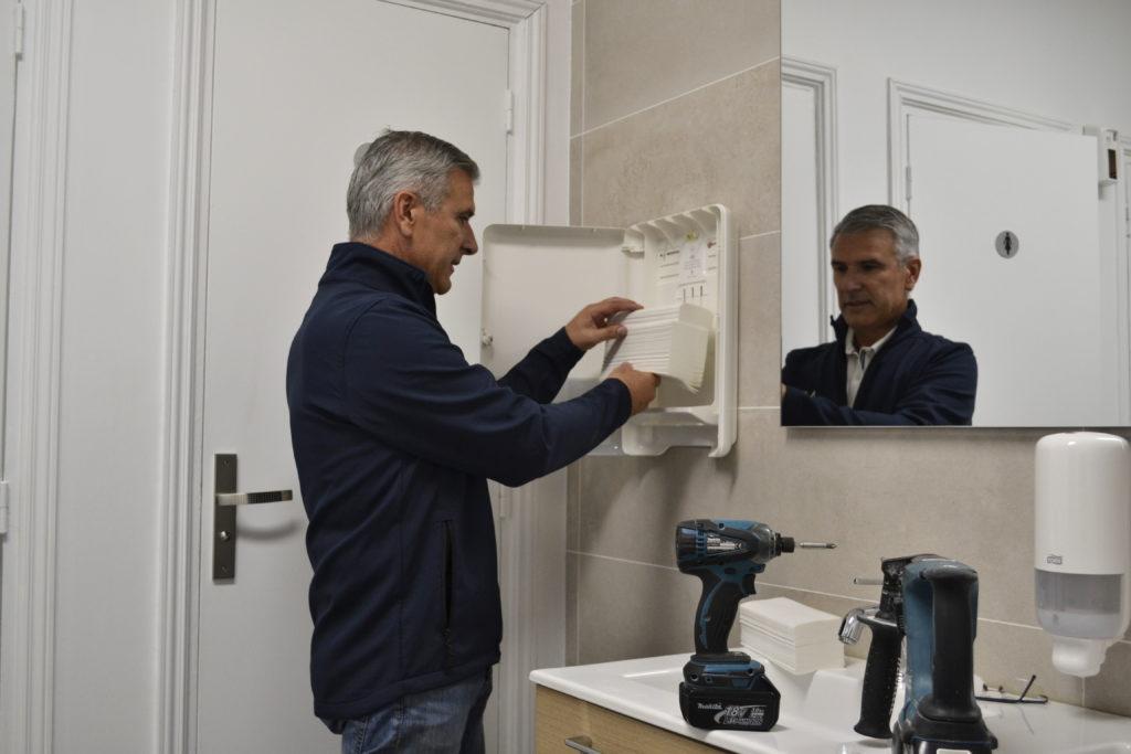Expertise sanitaire location-entretien professionnels